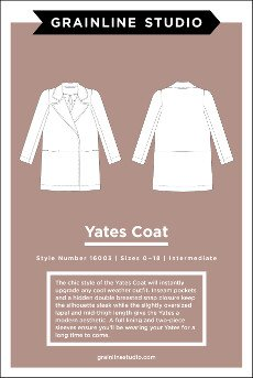 yates coat- grainline