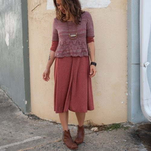NEW Sew Liberated - Stasia Dress Sewing Pattern