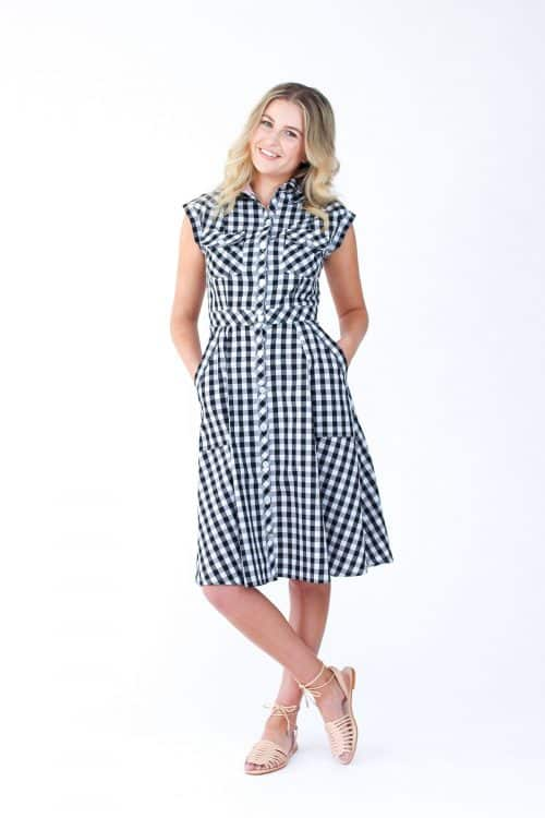 Megan Nielsen - Matilda Dress Sewing Pattern