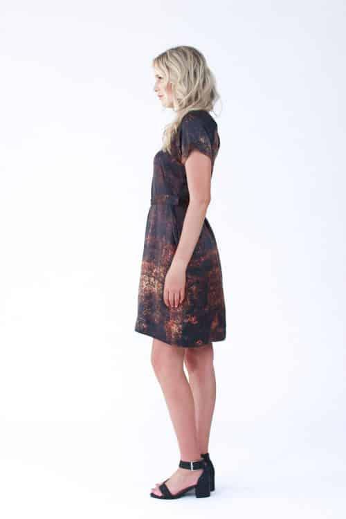River Dress and Top Sewing Pattern - Megan Nielsen