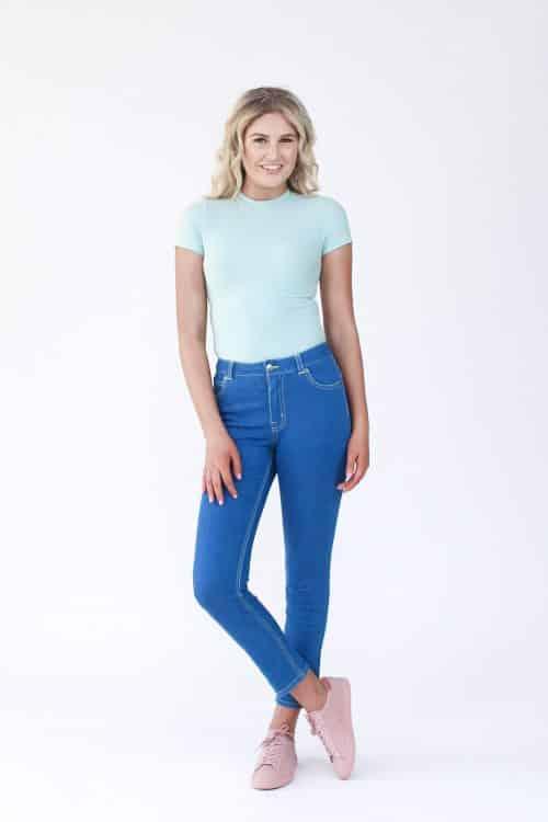 Ash Jeans (4 in 1) - Megan Nielsen Sewing Pattern