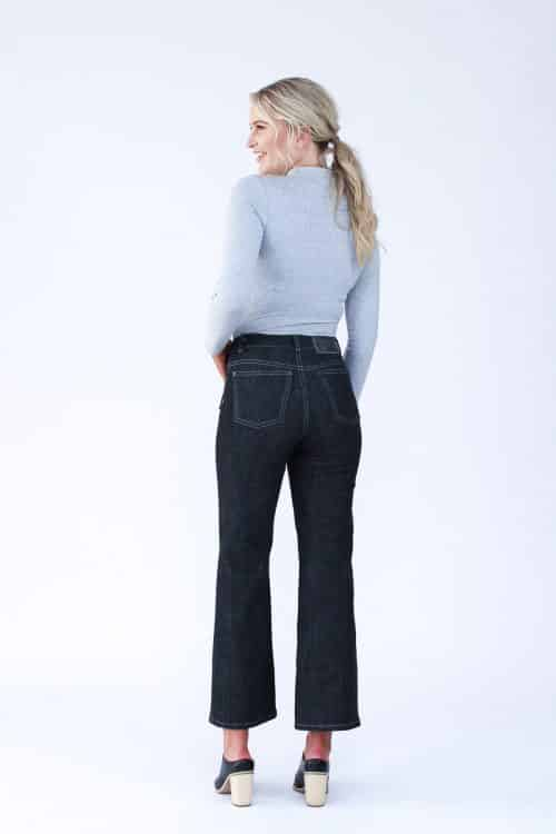 Ash Jeans (4 in 1) - Megan Nielsen Sewing Pattern
