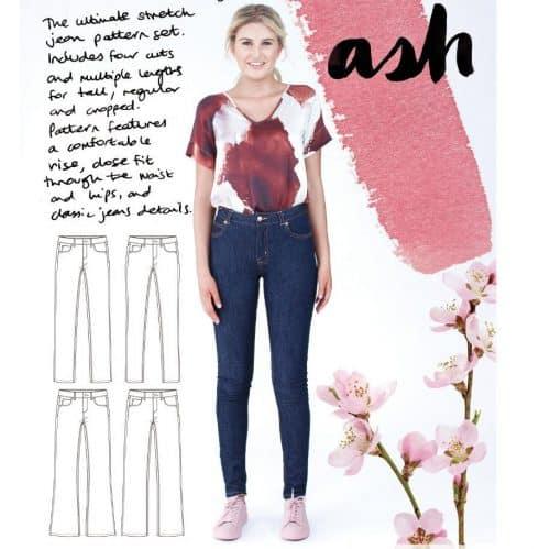 ash jeans megan nielsen