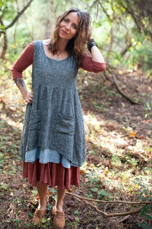Sew Liberated - Metamorphic Dress Sewing Pattern