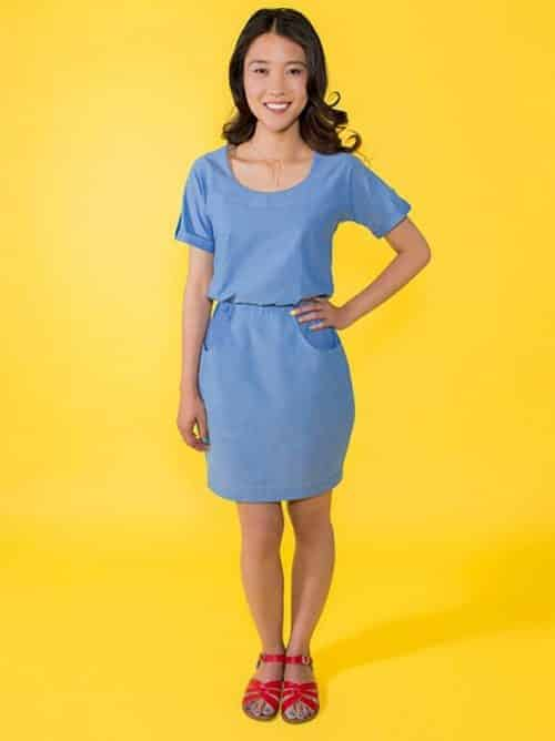 bettine dress pattern