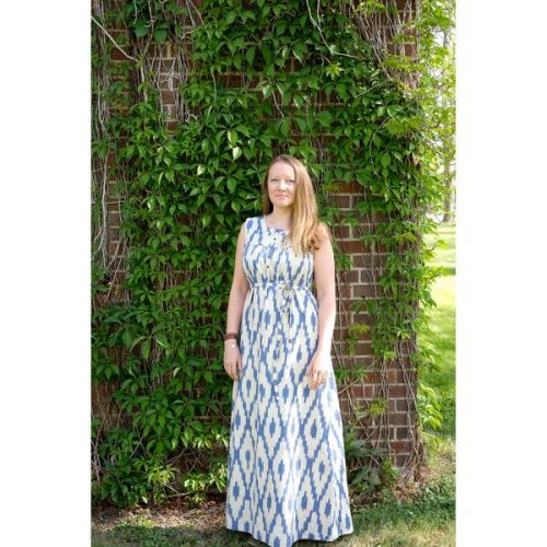 Fancy Tiger Crafts Sewing Patterns - Brome Dress and Top