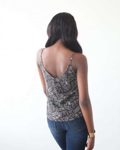 True Bias Ogden Cami Sewing Pattern