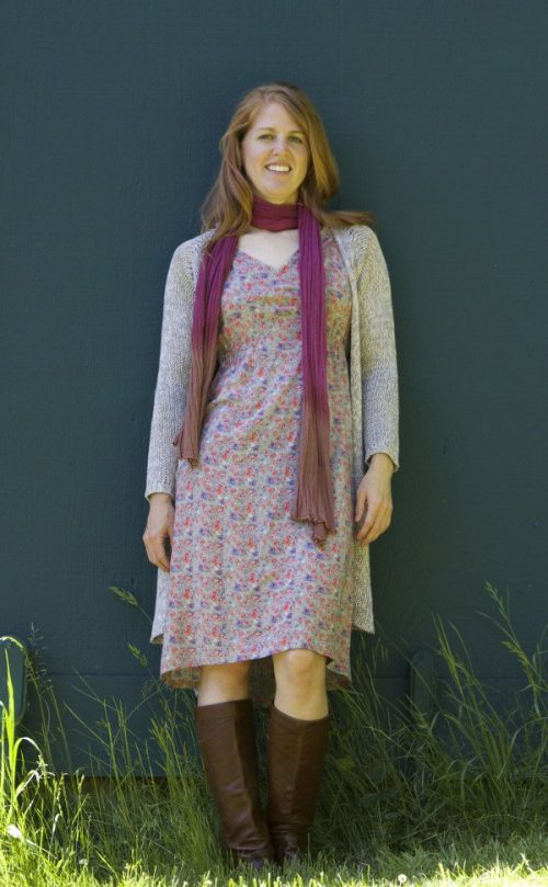 Sew House Seven - The Mississippi Avenue Dress And Top Sewing Pattern