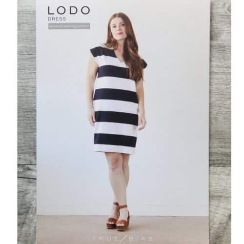 Lodo Dress- True Bias Sewing Patterns
