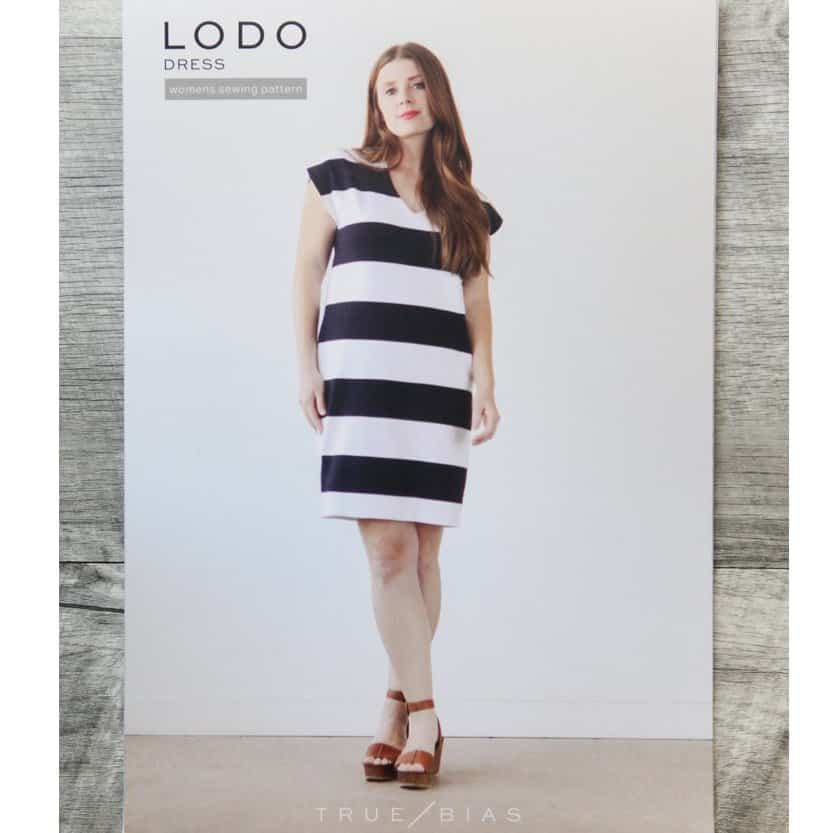 Lodo DressTrue Bias Sewing Patterns | Dressmaking Patterns