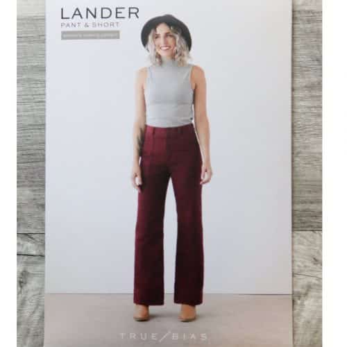 Lander Pant True Bias Sewing Patterns