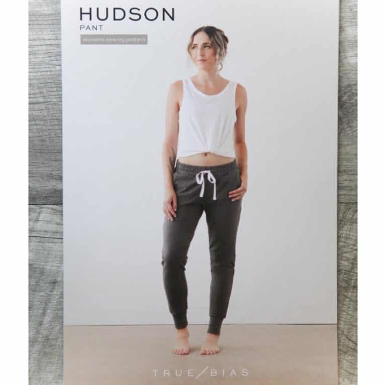 Hudson Pant True Bias