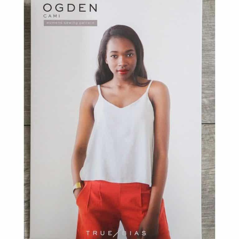Ogden Cami- True Bias Sewing Patterns