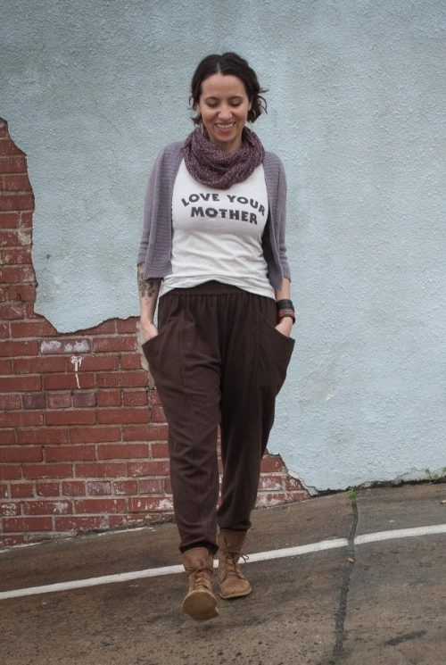Sew Liberated - Arenite Pants Sewing Pattern
