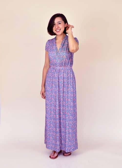 Nina Lee Mayfair Dress Sewing Pattern
