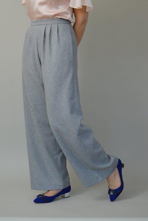Nina Lee Portobello Trousers Sewing Pattern