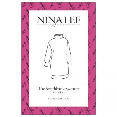 Nina Lee Southbank Sweater & Sweater Dress Pattern