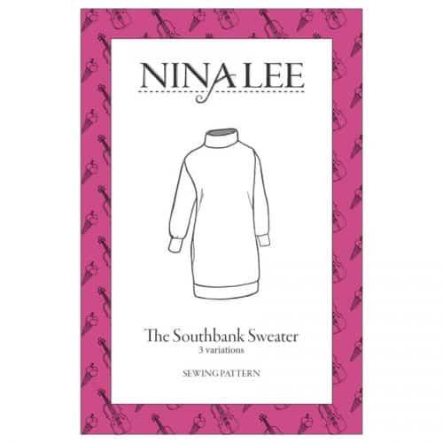 Nina Lee Southbank Sweater & Sweater Dress Pattern