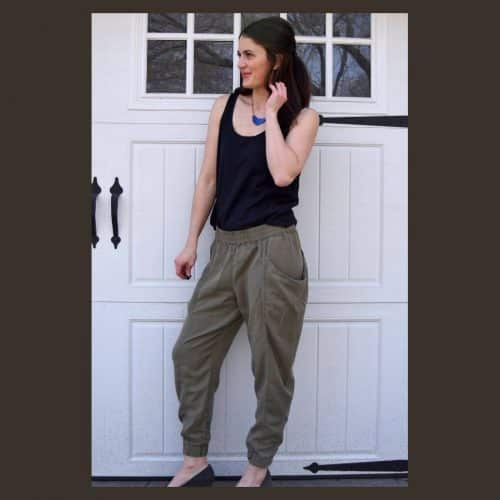 Sew Liberated Arenite Pants Pattern