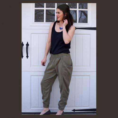 Sew Liberated Arenite Pants Pattern
