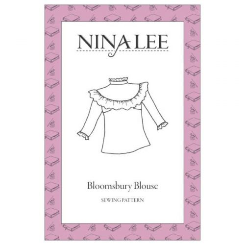 Nina Lee Bloomsbury Blouse Pattern