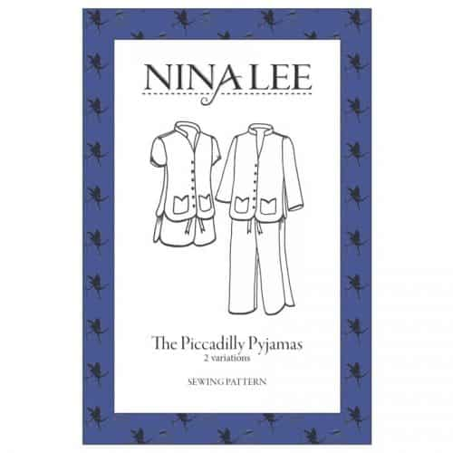 Nina Lee Piccadilly Pyjamas Pattern