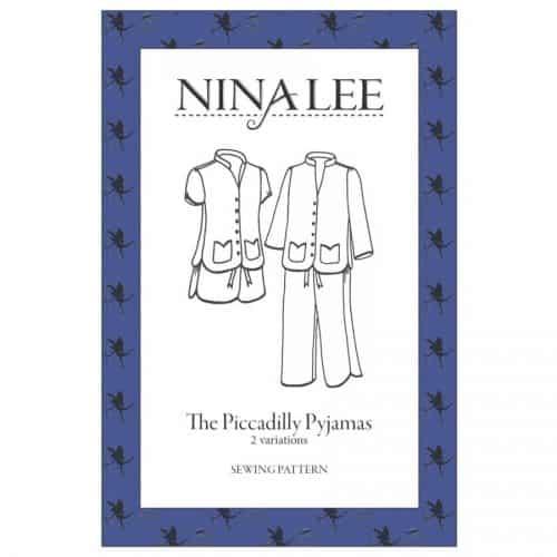 Nina Lee Piccadilly Pyjamas Pattern