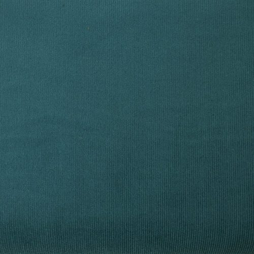 Teal Green Stretch Finecord