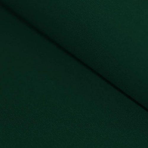Punto Di Milano Jersey Dress Fabric - Dark Green