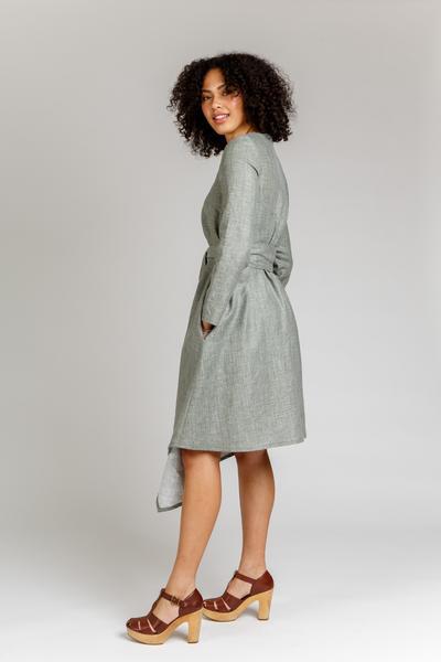 Floreat Dress Sewing Pattern - Megan Nielsen