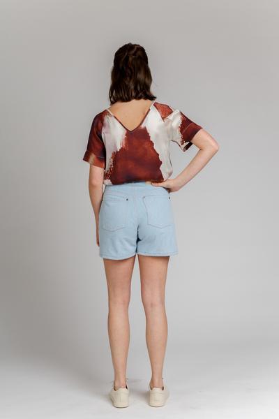 Dawn Jeans Sewing Pattern - Megan Nielsen