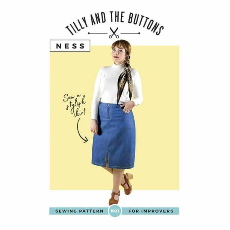 Ness Skirt Tilly and the Buttons Sewing Patterns