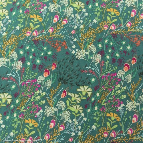 meadow bold rayon art gallery fabrics pat bravo