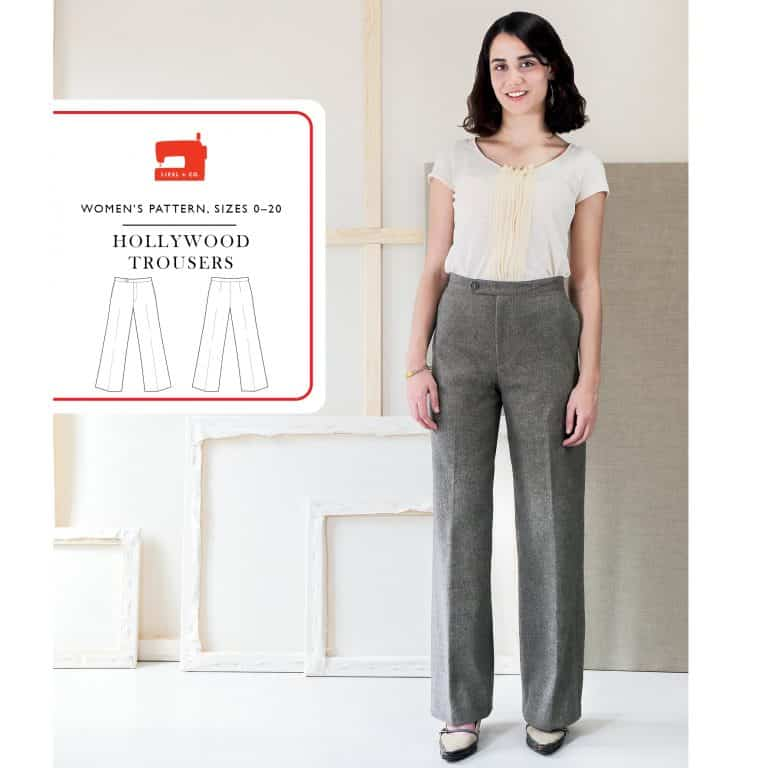 hollywood trousers liesl and co