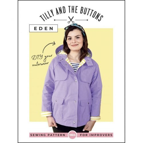 eden pattern tilly buttons