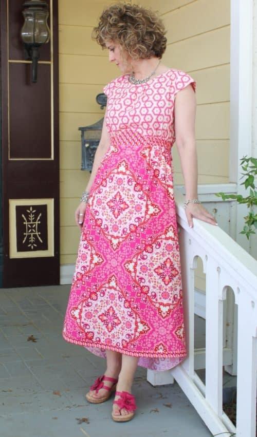 Serendipity Studio - Naomi Dress Pattern