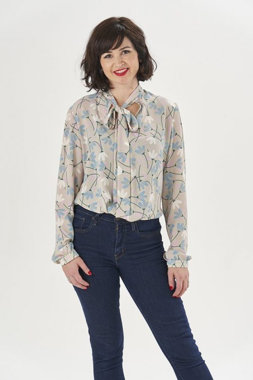 Sew Over It - Pussy Bow Blouse