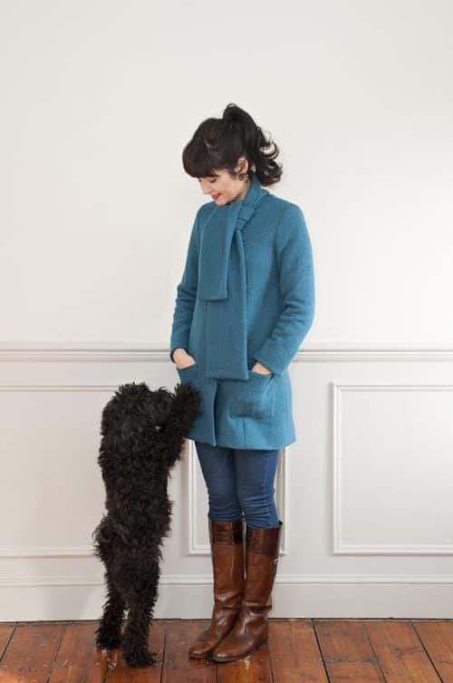 Sew Over It - Chloe Coat