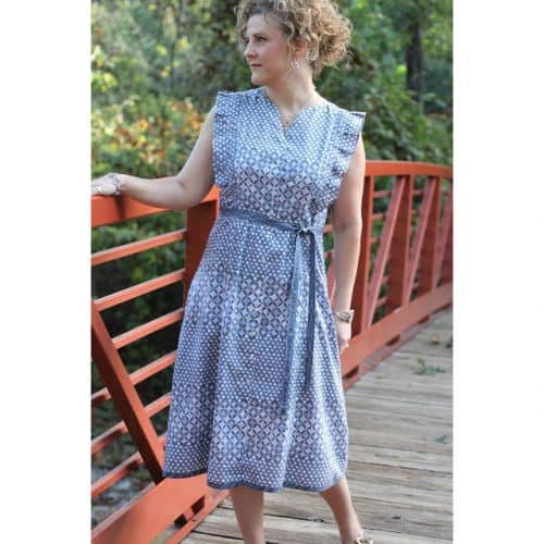 Serendipity Studio - Erin Shirtdress Sewing Pattern
