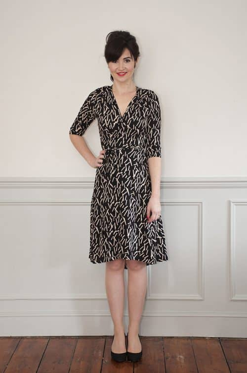 Sew Over It - Eve Dress Sewing Pattern