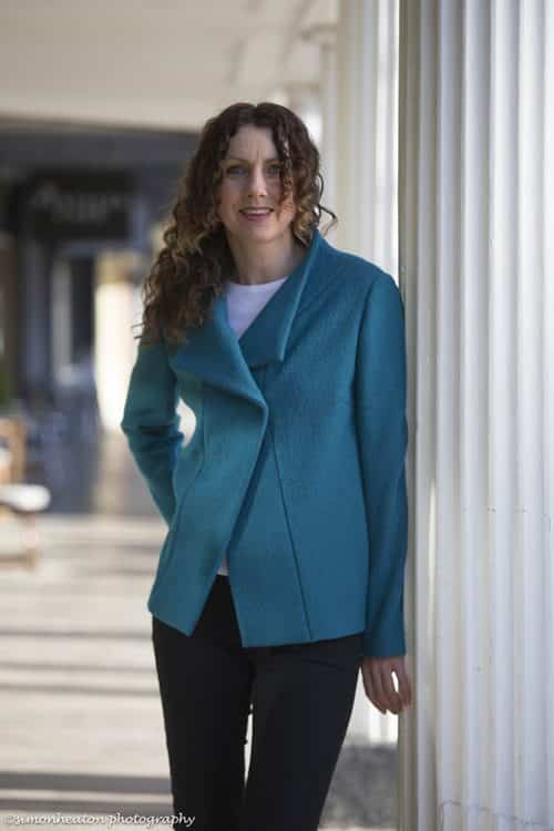 The Lara Jacket PDF- Dragonfly Patterns