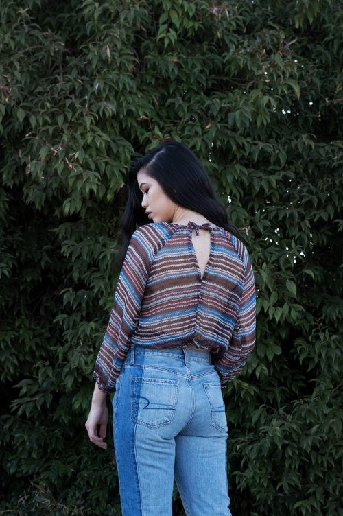 The Raglan Blouse - Friday Pattern Company