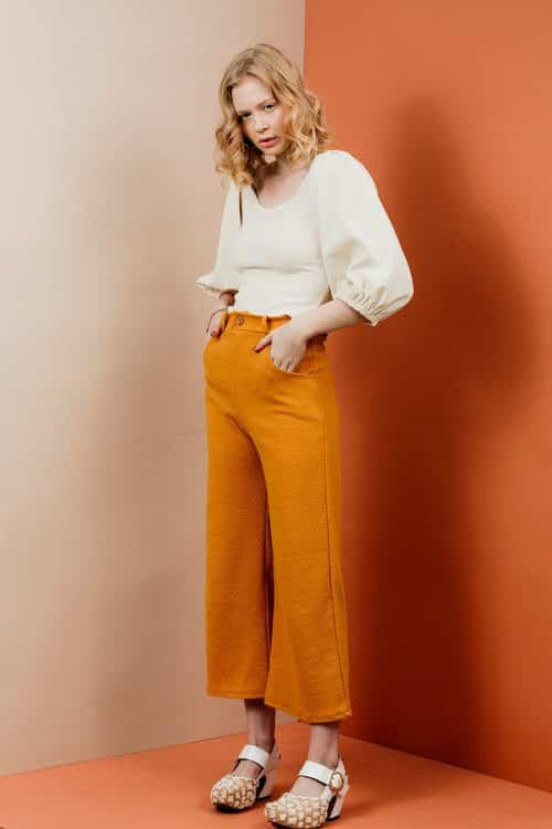 The Joan Trousers - Friday Pattern Company