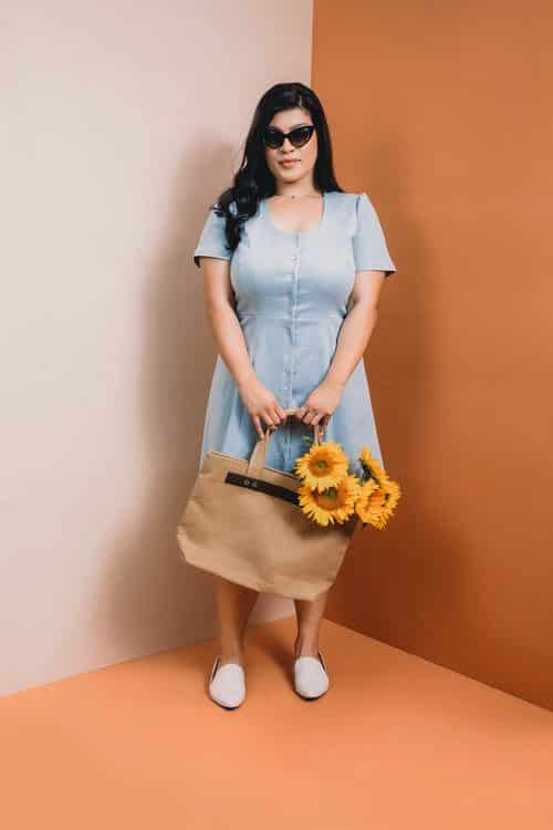 Hughes Dress- Friday Pattern Company