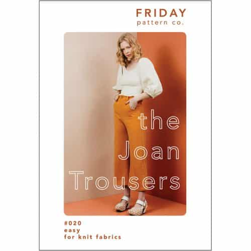 joan trousers pattern