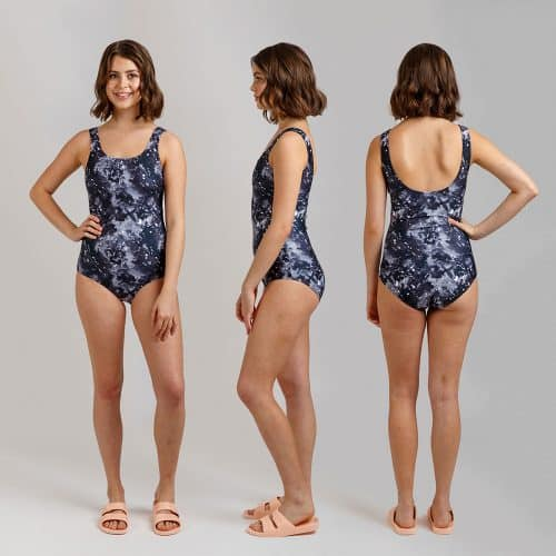 Cottesloe Swimsuit Sewing Pattern - Megan Nielsen
