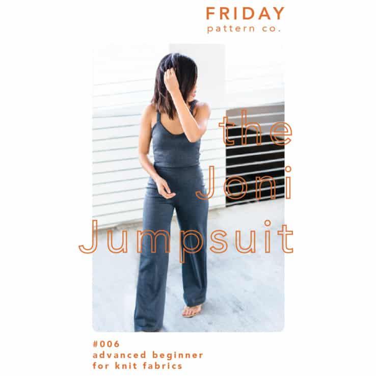 The Joni Jumpsuit