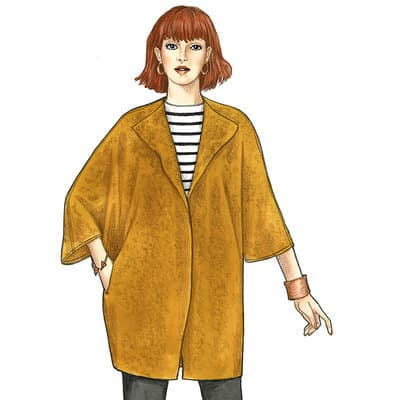 chateau coat pattern- the sewing workshop