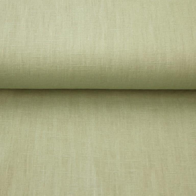 eco linen green