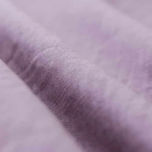 Bio Linen Dress Fabric - Dusky Rose